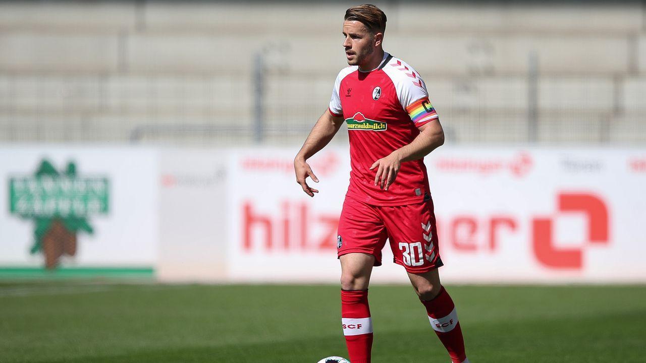 SC Freiburg: Christian Günter - Bildquelle: 2021 Getty Images