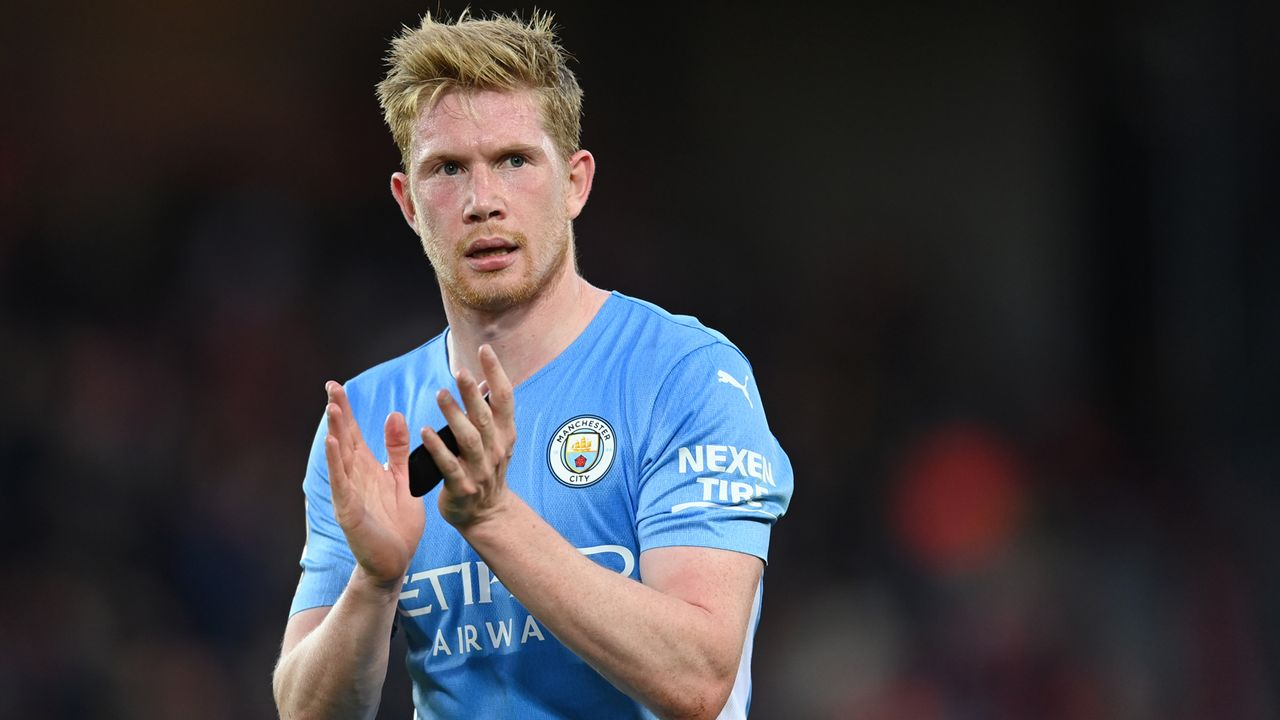 Kevin De Bruyne (Manchester City)  - Bildquelle: 2021 Getty Images