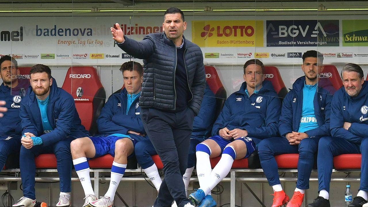 2. März 2021: Dimitrios Grammozis wird der fünfte Trainer der Saison - Bildquelle: imago images/Jan Huebner