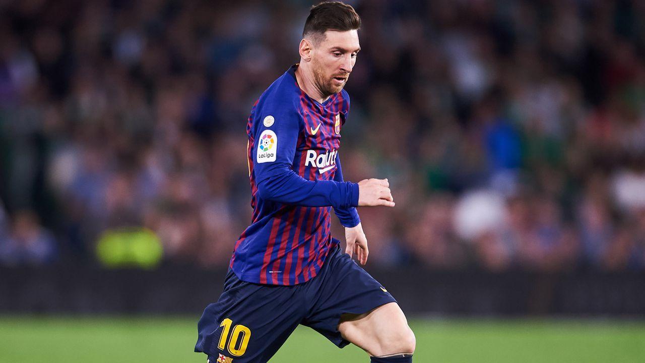 Mittelfeld - Lionel Messi - Bildquelle: 2019 Getty Images
