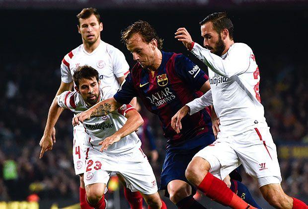 Gladbach vs. Sevilla - Bildquelle: 2014 Getty Images