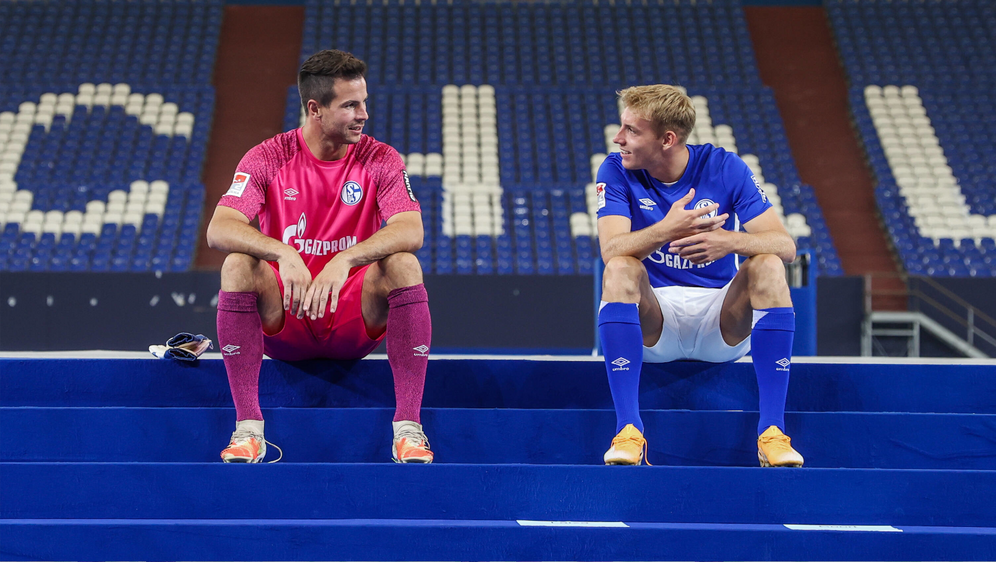 Bei Schalke kommen nicht nur die Fans zurück ins Stadion, sie können sich do... - Bildquelle: Imago Images