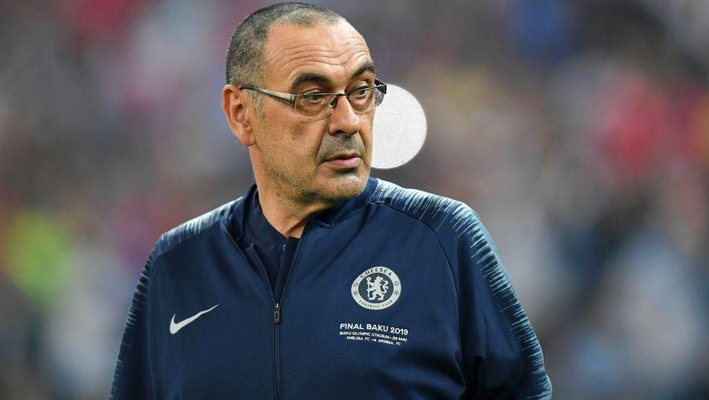Sarri hofft auf Verbleib in Chelsea - Bildquelle: Getty Images