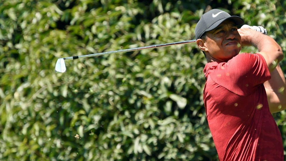 Triumphierte bei den Masters in Augusta: Tiger Woods - Bildquelle: AFPAFPALFREDO ESTRELLA