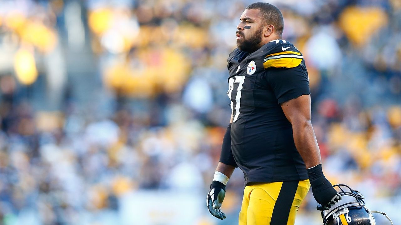 Cam Heyward (Pittsburgh Steelers) - Bildquelle: getty