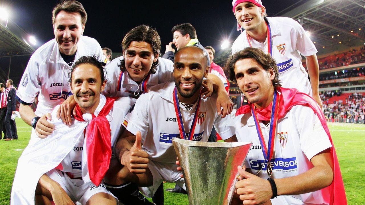 Sieg im UEFA-Cup 2005/06 - Bildquelle: 2006 Getty Images