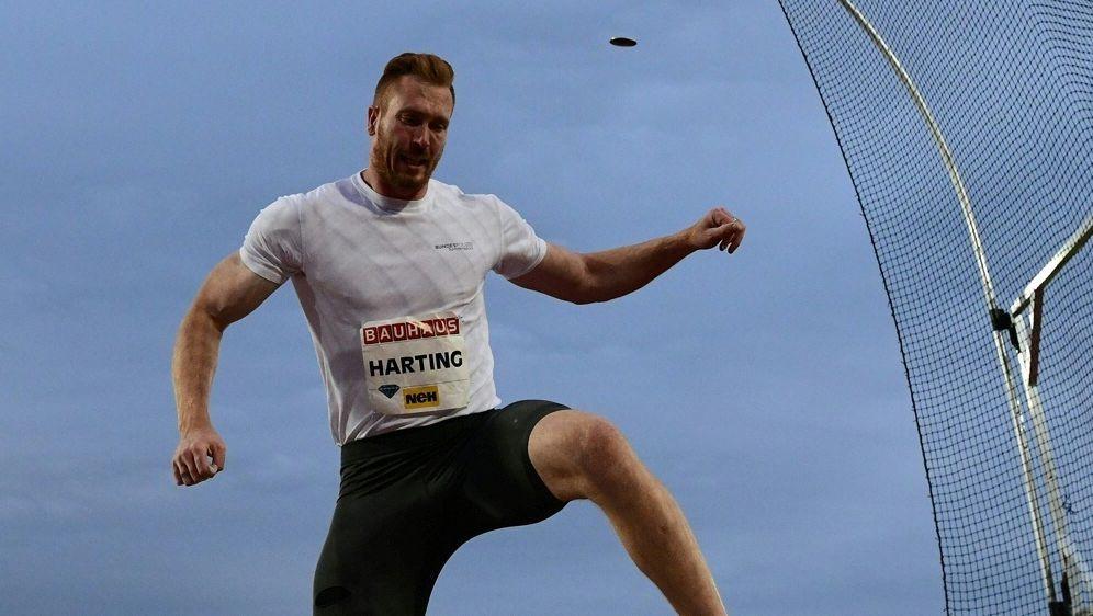 Christoph Harting belegte in Rabat den letzten Platz - Bildquelle: AFPSIDJONATHAN NACKSTRAND
