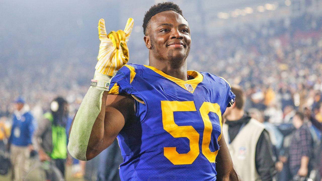 Samson Ebukam (Los Angeles Rams) - Bildquelle: Getty