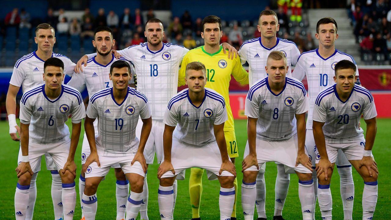 6. Fakt: Bosnien ohne Turniererfahrung - Bildquelle: imago images / Panoramic International