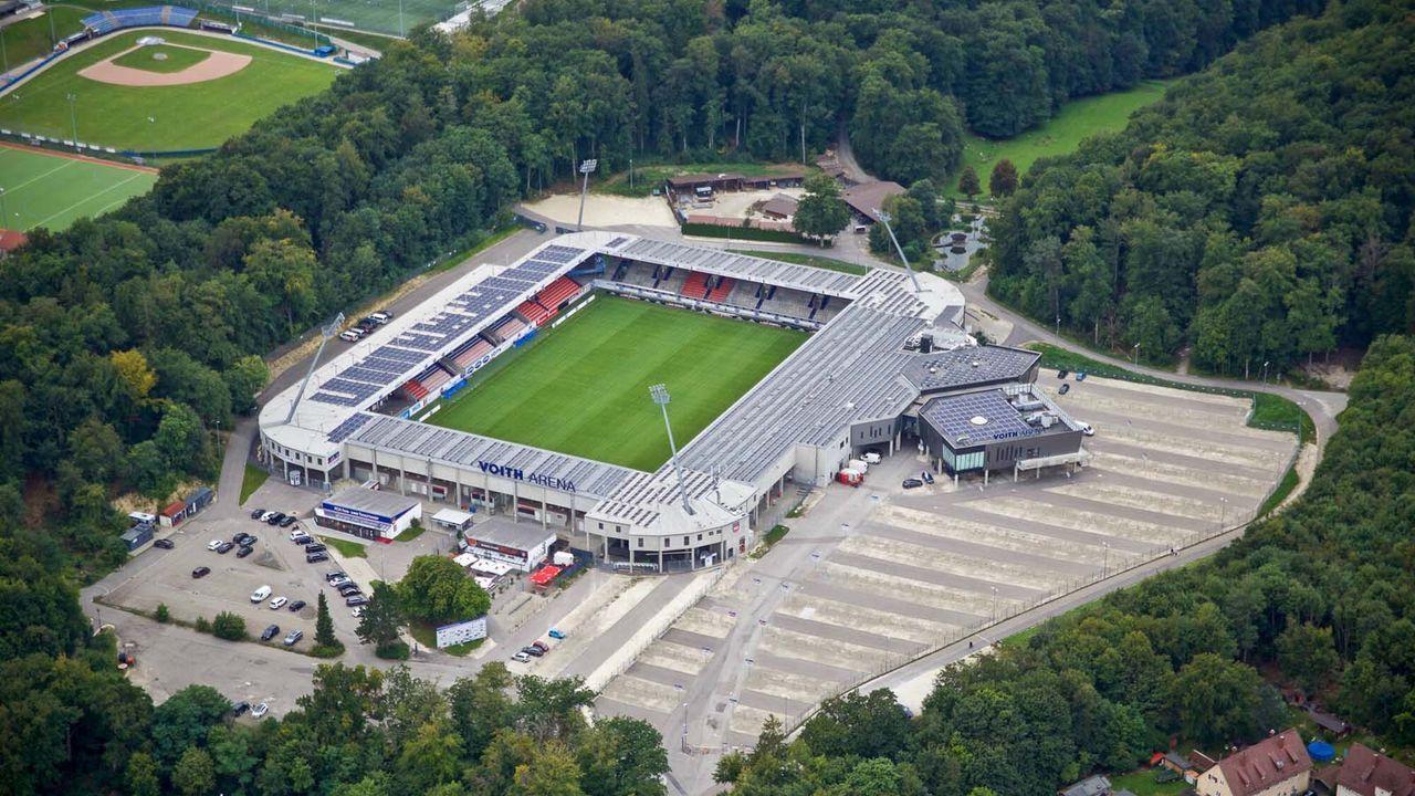 Größe des Stadions - Bildquelle: imago images/onw-images