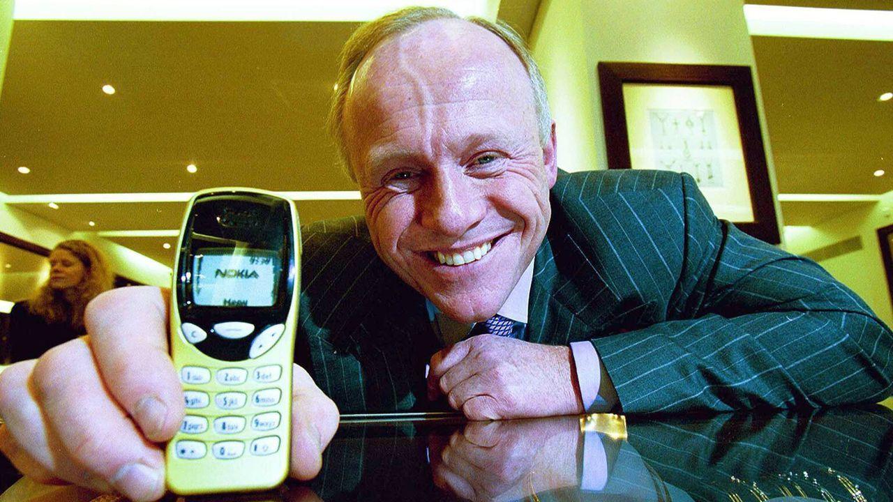 """Das Kulthandy """"Nokia 3310"""" kommt auf den Markt - Bildquelle: imago/Newscast"""
