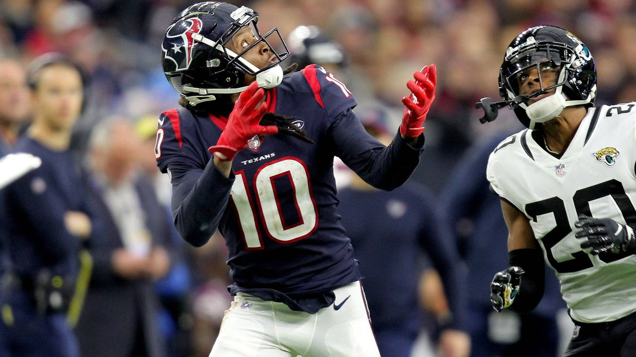 DeAndre Hopkins (Houston Texans)  - Bildquelle: imago/ZUMA Press
