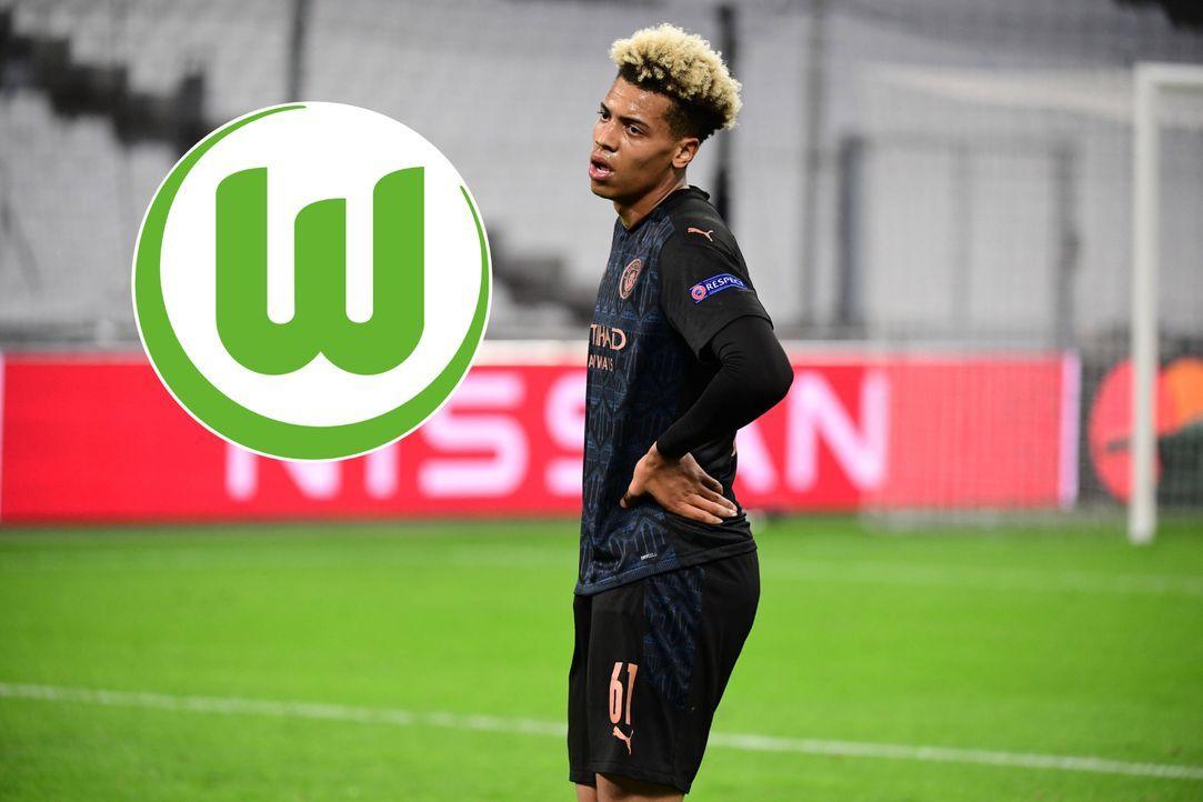 Felix Nmecha (VfL Wolfsburg) - Bildquelle: Imago