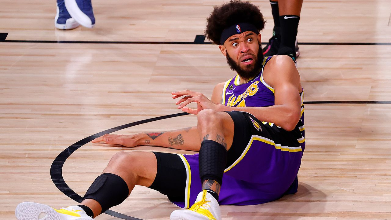 JaVale McGee (Los Angeles Lakers) - Bildquelle: Getty Images