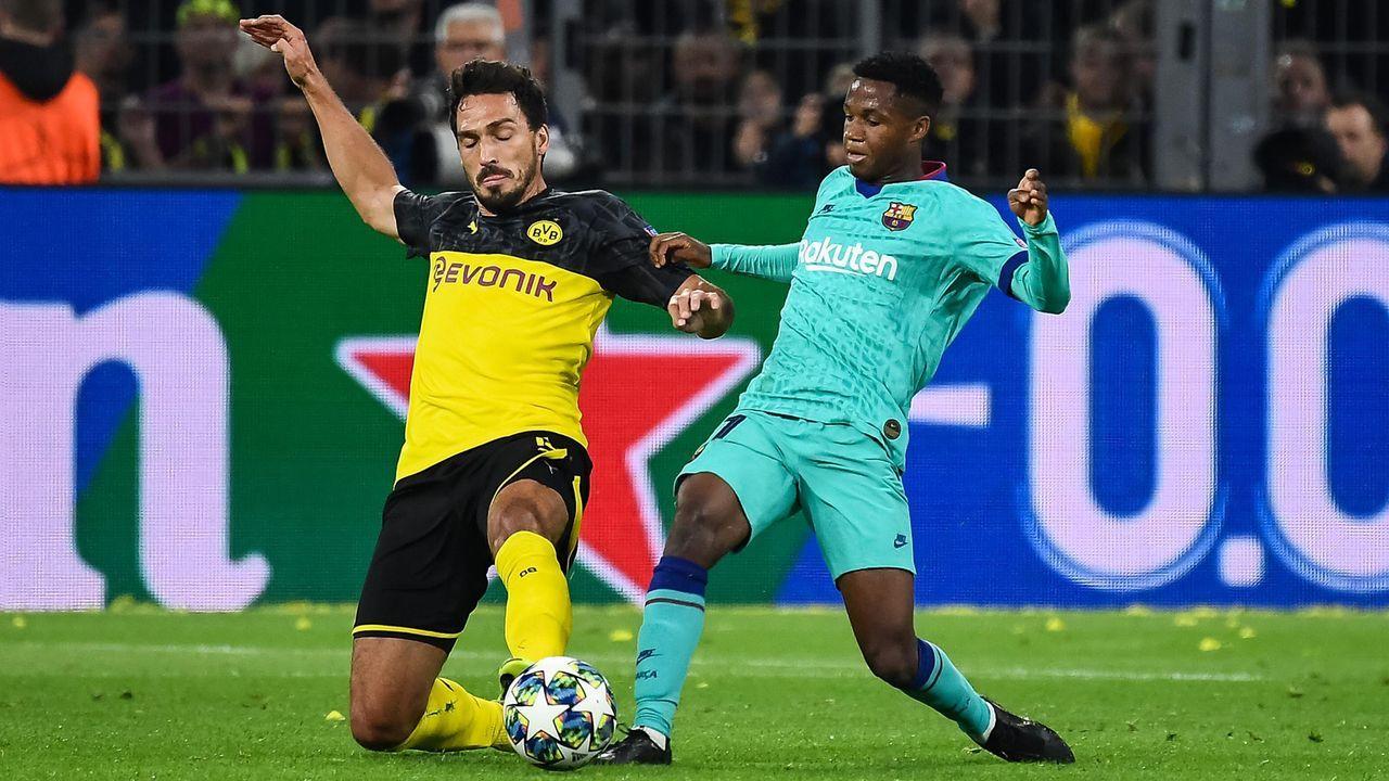 Mats Hummels (Borussia Dortmund) - Bildquelle: imago