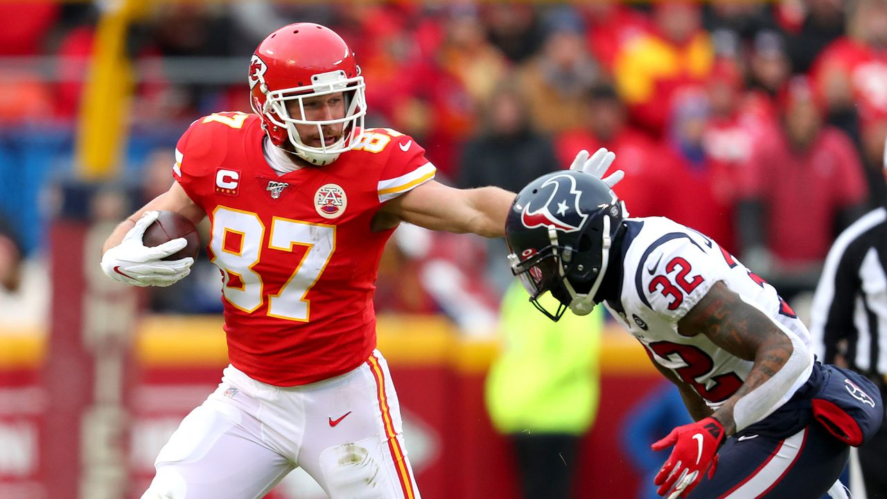 Travis Kelce: Die Playoff-Bilanz - Bildquelle: Getty