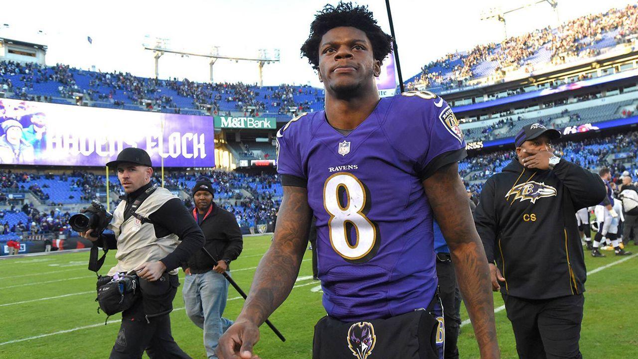 Pick 32: Lamar Jackson (Quarterback, Baltimore Ravens) - Bildquelle: imago/ZUMA Press