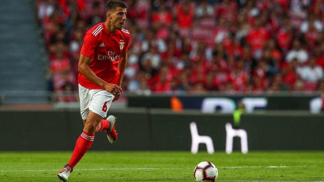Platz 11: Ruben Dias (Portugal) - Bildquelle: 2018 Getty Images