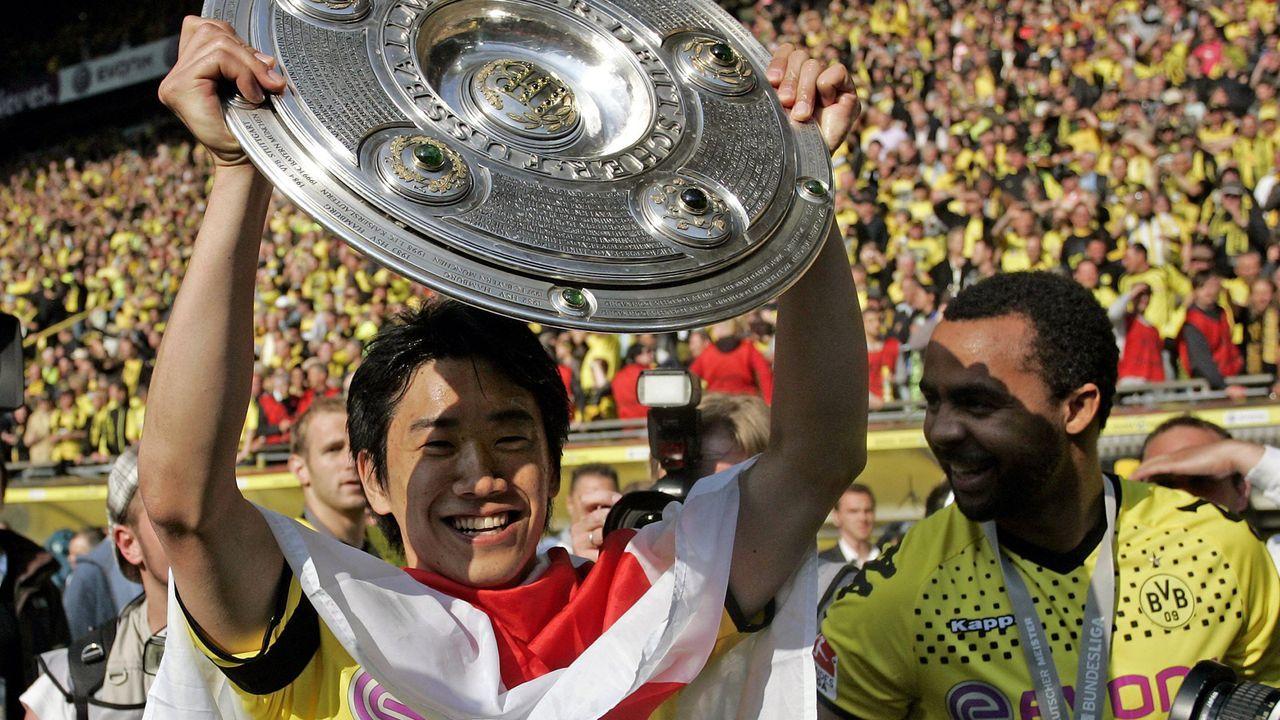 Shinji Kagawa - Bildquelle: imago sportfotodienst