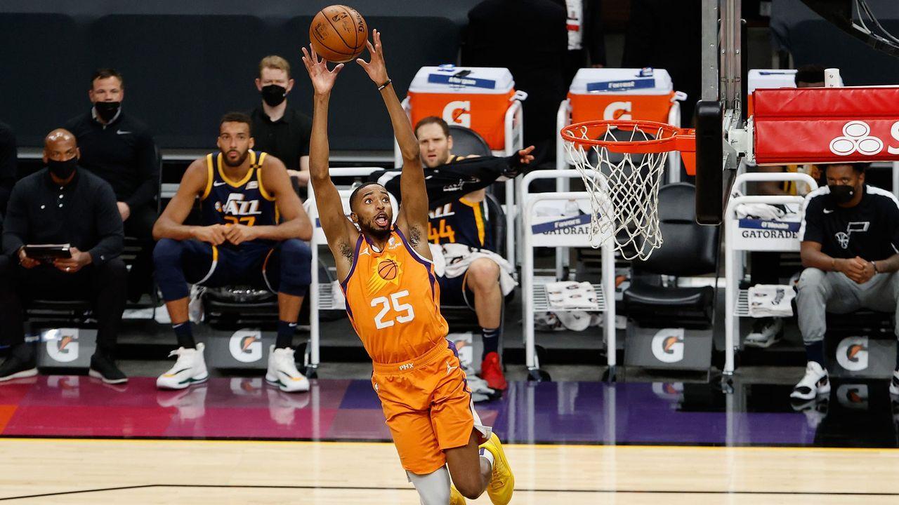 Western Conference - 2. Rang: Phoenix Suns - Bildquelle: Getty Images