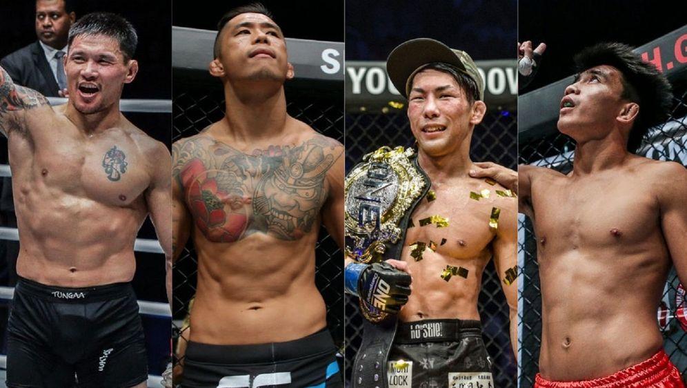 ONE 94: Jadambaa vs. Nguyen, Saruta vs. Pacio - Bildquelle: ONE