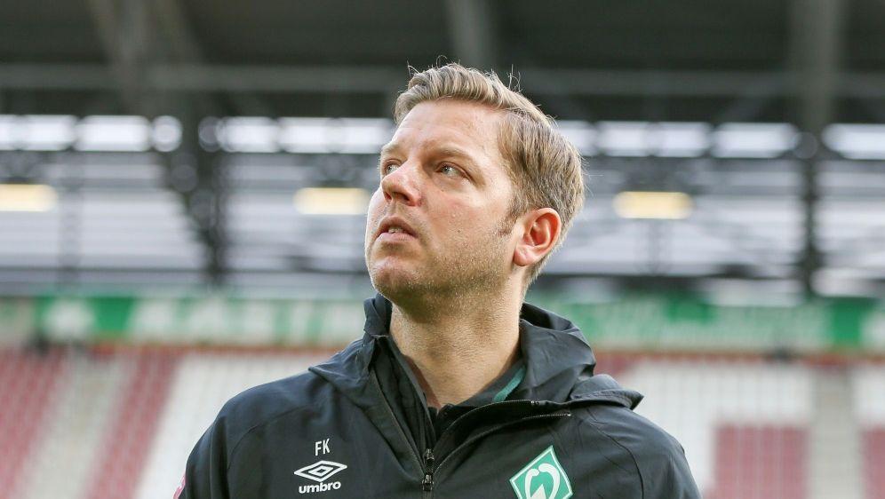 Florian Kohfeldt erhält weiter Rückendeckung - Bildquelle: PIXATHLONPIXATHLONSIDChristian Kolbert