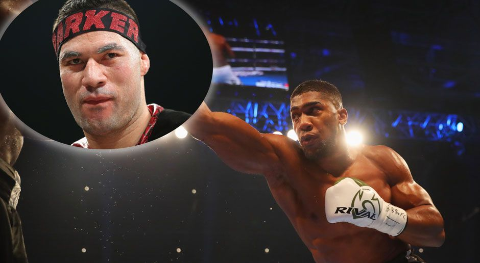 Anthony Joshua vs Joseph Parker - Bildquelle: 2017 Getty Images/ran.de