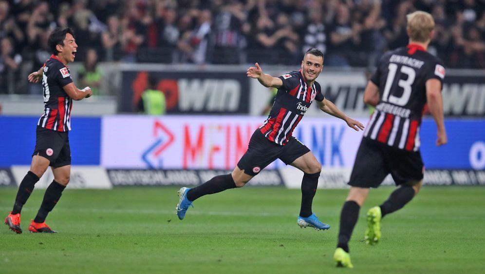 Frankfurt steht in der Gruppenphase der Europa League - Bildquelle: getty
