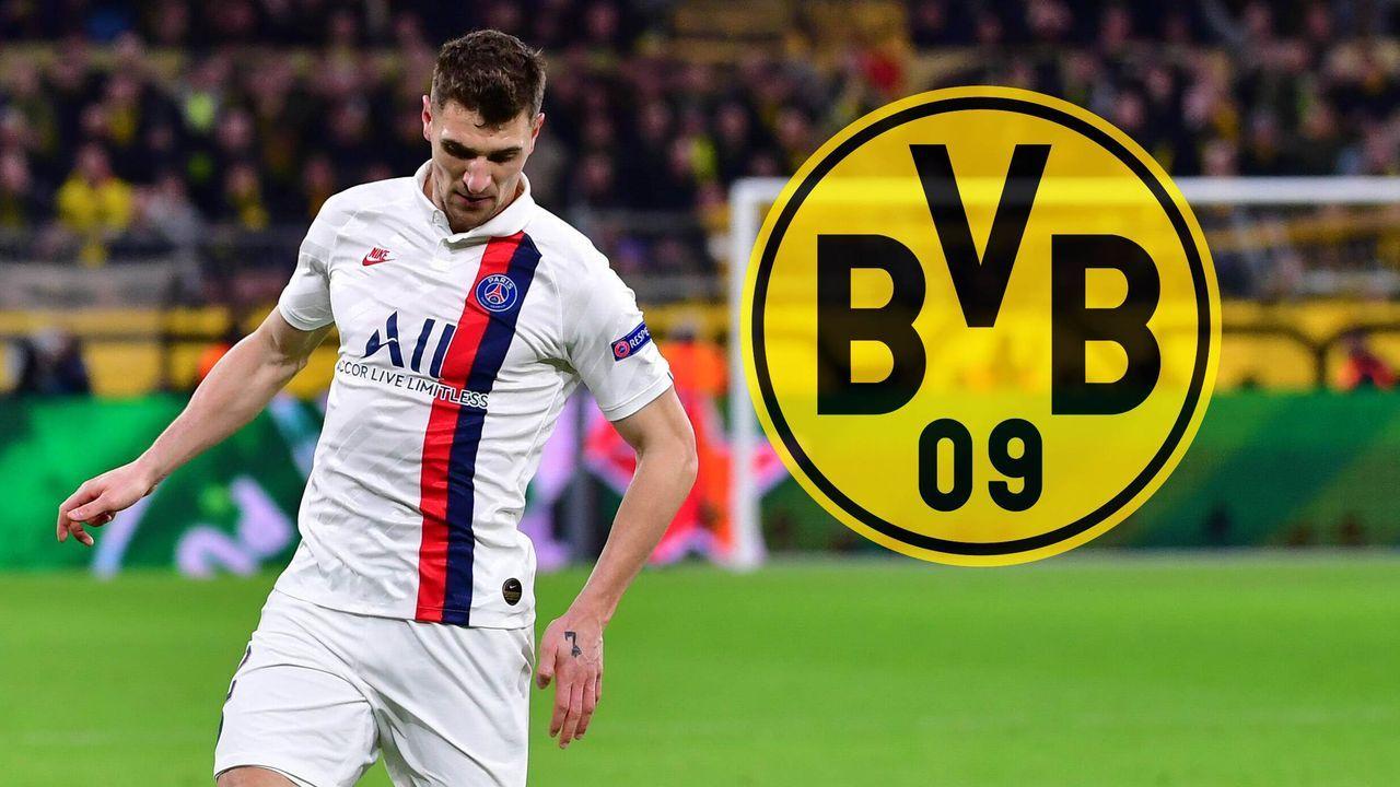 Thomas Meunier (Borussia Dortmund)  - Bildquelle: imago