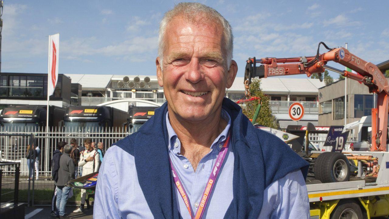 Christian Danner (Formel-1-Experte und Kommentator) - Bildquelle: imago images / Mandoga Media