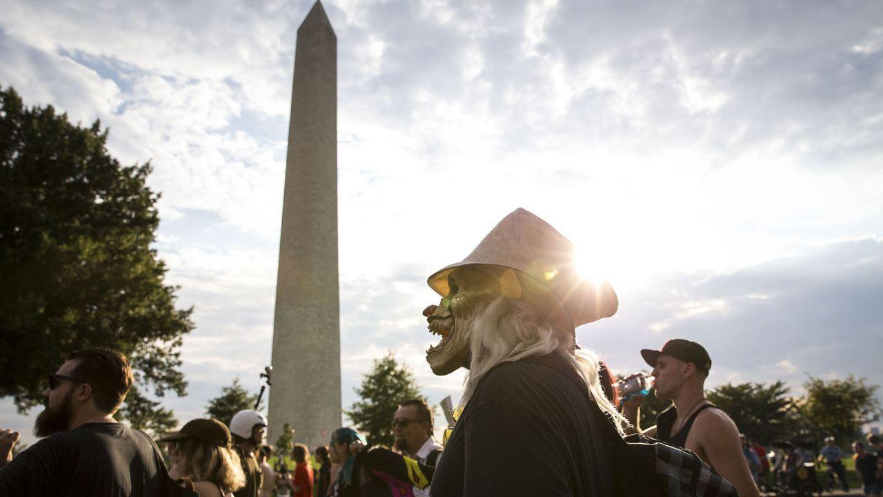Monuments - Bildquelle: Getty Images