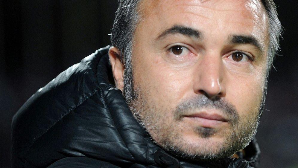 Jasen Petrow ist neuer Nationaltrainer Bulgariens - Bildquelle: AFPSIDPHILIPPE HUGUEN