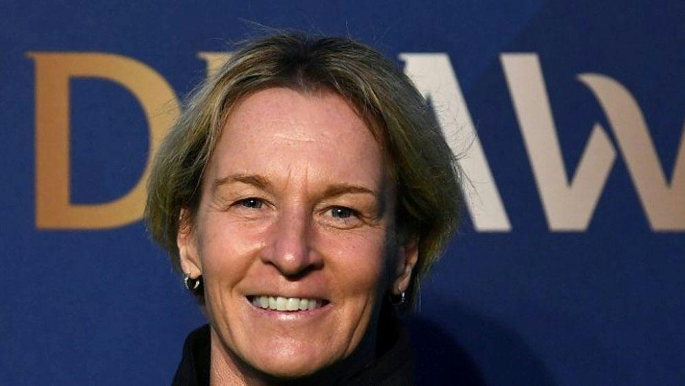 Martina Voss-Tecklenburg geht optimistisch ins WM-Jahr - Bildquelle: AFPSIDFRANCK FIFE