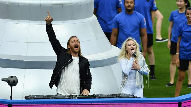 David Guetta - Bildquelle: Getty Images