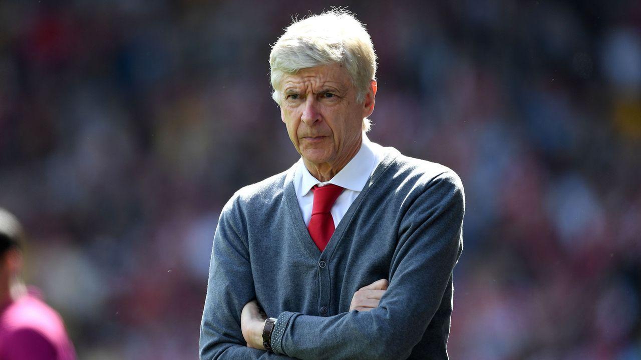 Platz 8: Arsene Wenger (vereinslos) - Bildquelle: 2018 Getty Images