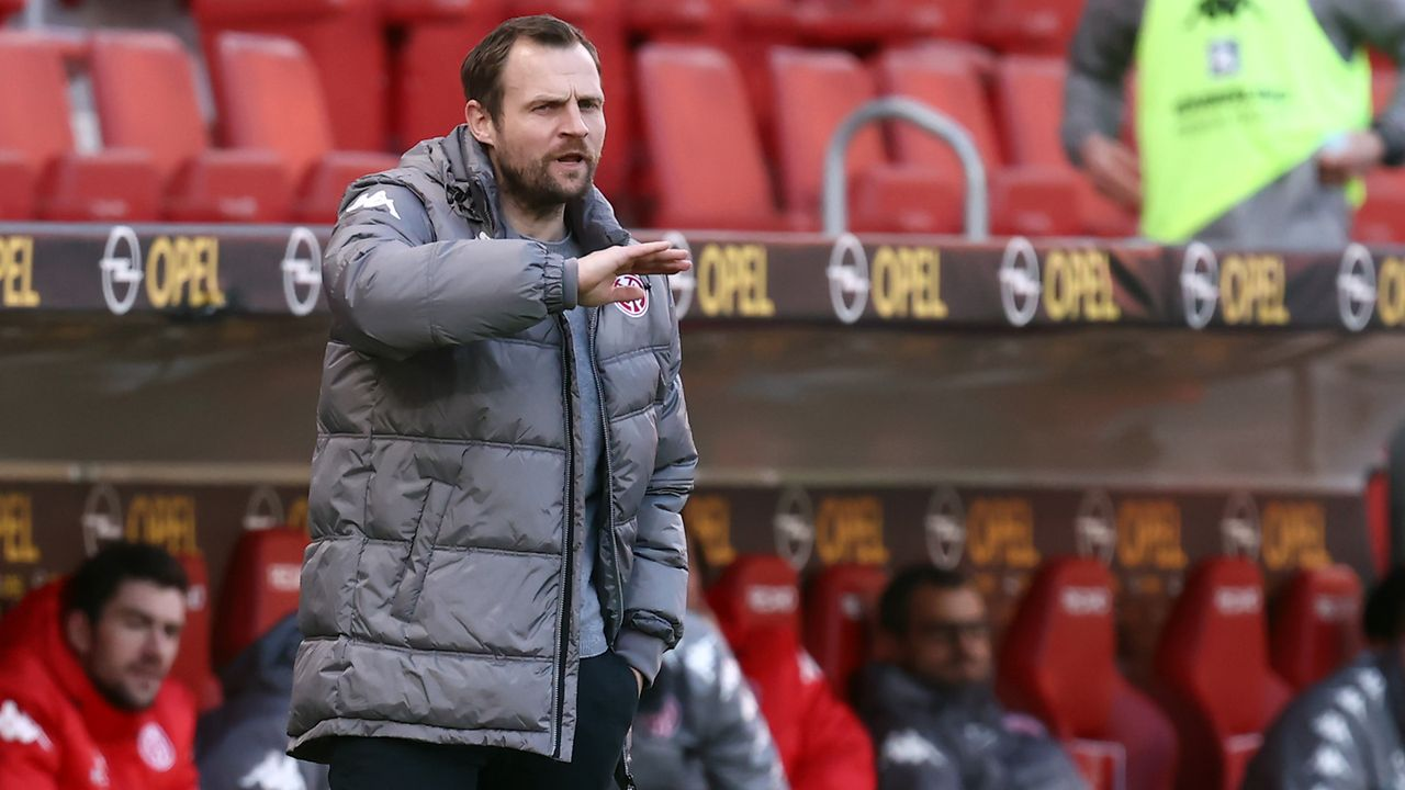 Bo Svensson (1. FSV Mainz 05) - Bildquelle: 2021 Getty Images