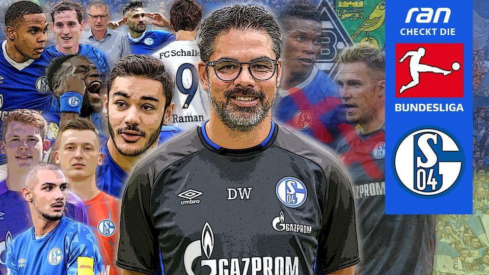David Wagner und das Abenteuer Schalke 04. - Bildquelle: Getty