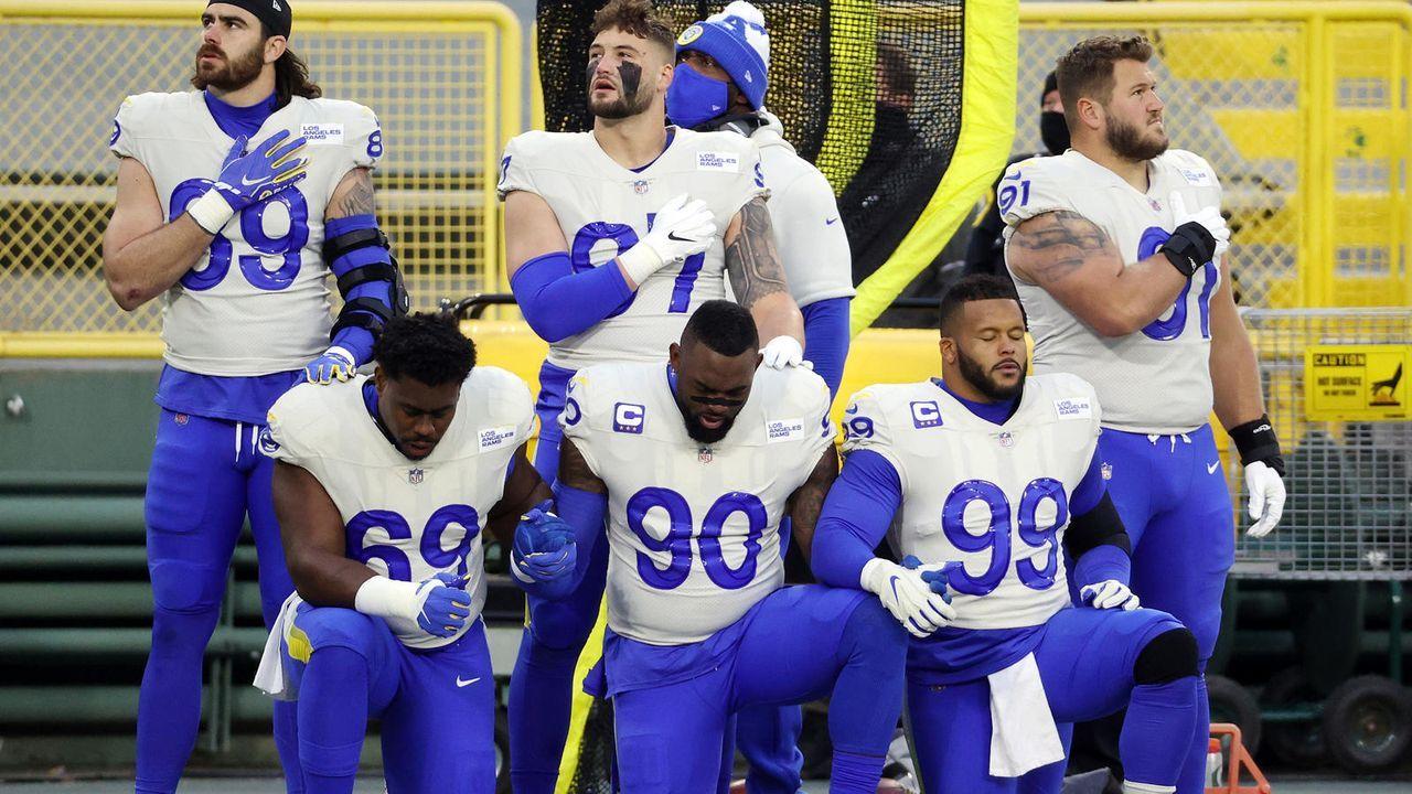 Los Angeles Rams: Defense - Bildquelle: getty