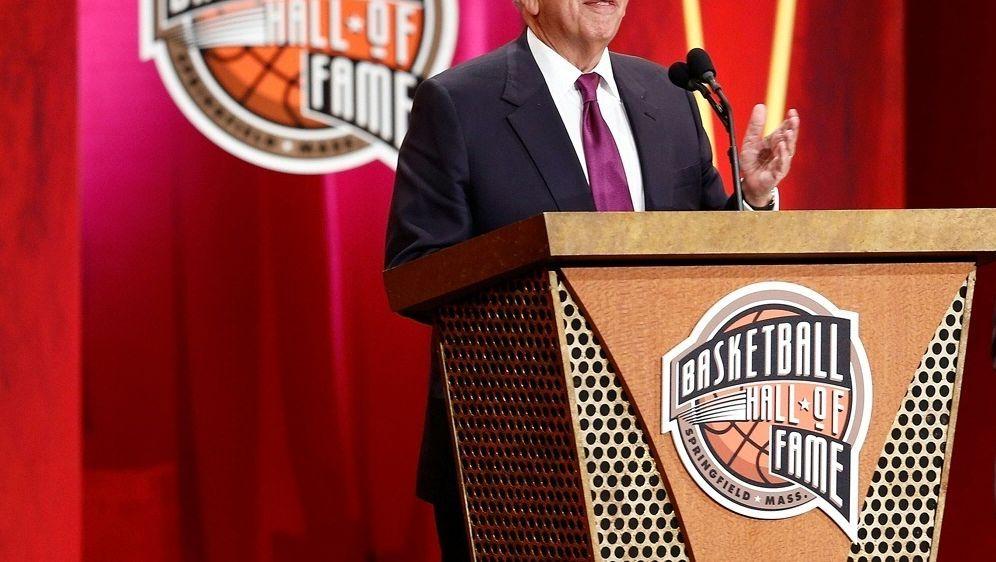 Ex-NBA-Commissioner David Stern wurde notoperiert - Bildquelle: AFPGETTY SIDJim Rogash