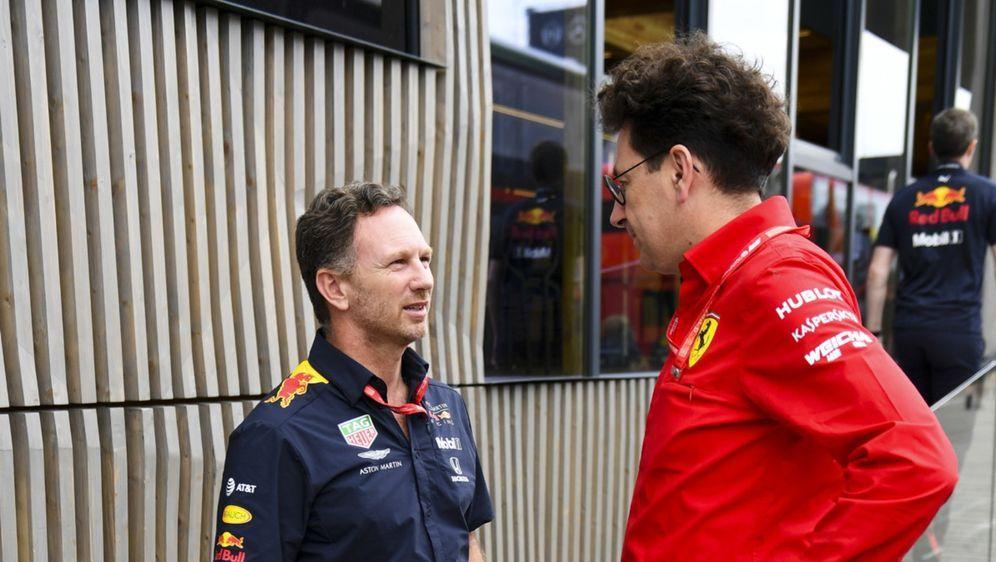 Red-Bull-Teamchef Horner sieht in der Ferrari-Affäre noch einigen Klärungsbe... - Bildquelle: LAT