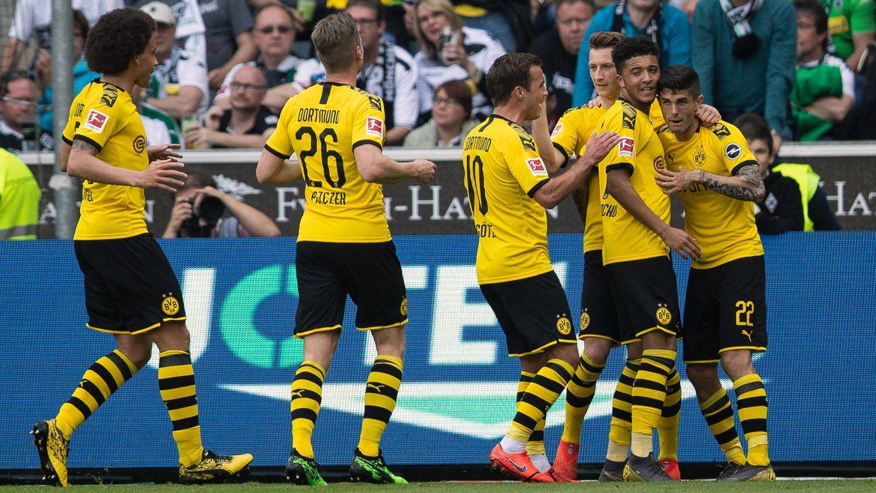 Borussia Dortmund - Bildquelle: 2019 Getty Images