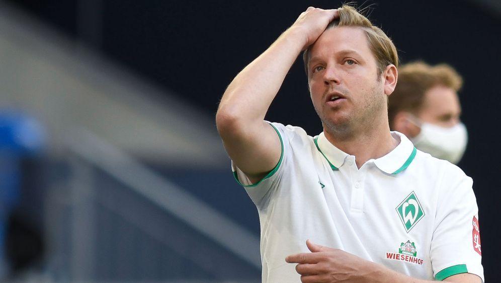 Bleibt Werder Bremen wohl treu: Florian Kohfeldt will die Horrorsaison mit d... - Bildquelle: Getty Images