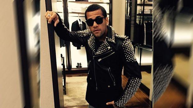 Dani Alves - Bildquelle: instagram.com/danialves23