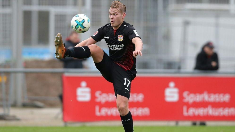 Joel Pohjanpalo wechselt zum Hamburger SV - Bildquelle: FIROFIROSID
