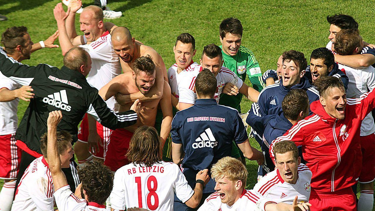 Saison 2012/13: Regionalliga Nordost - Bildquelle: imago sportfotodienst