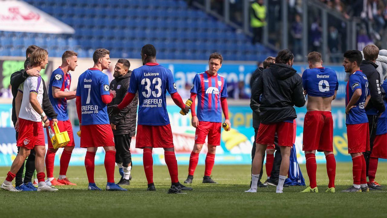 Stadionfrage in Duisburg - Bildquelle: imago images / Revierfoto
