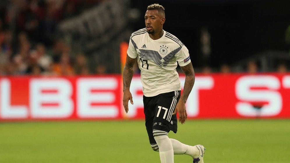 Jerome Boateng kann sich DFB-Comeback vorstellen - Bildquelle: FIROFIROSID