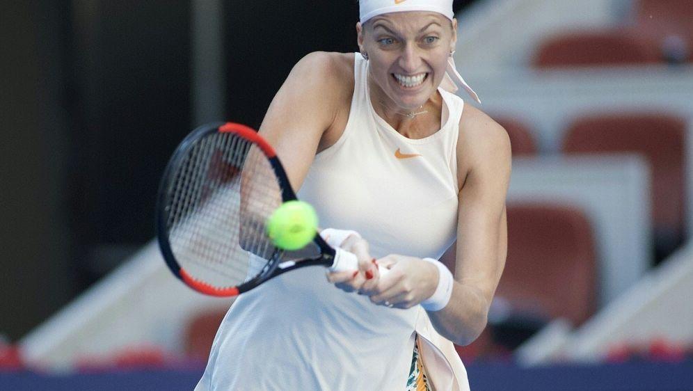Kvitova qualifiziert sich für WTA-Finale in Singapur - Bildquelle: PIXATHLONPIXATHLONSID