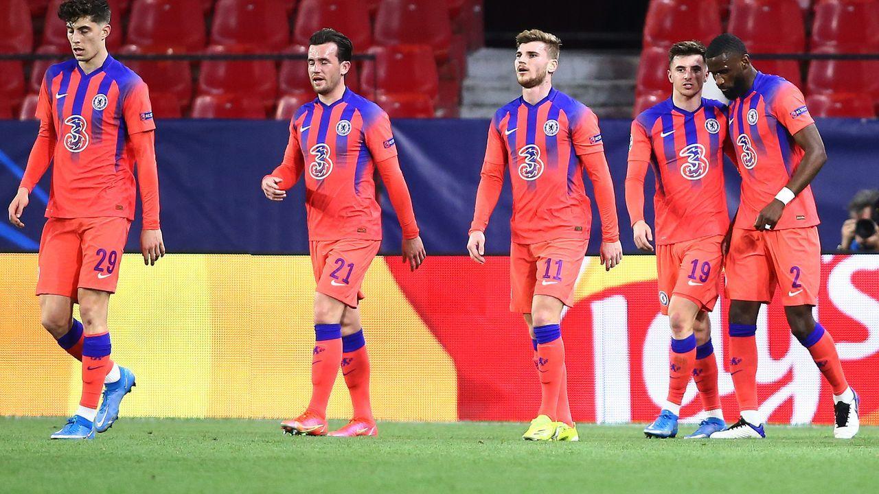 Sieg gegen Porto: Deutsche Blues unter der ran-Lupe - Bildquelle: Imago