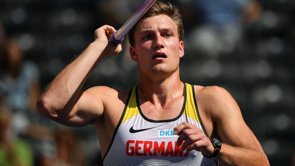 Olympiasieger Thomas Röhler ist Vater geworden - Bildquelle: AFPSIDANDREJ ISAKOVIC